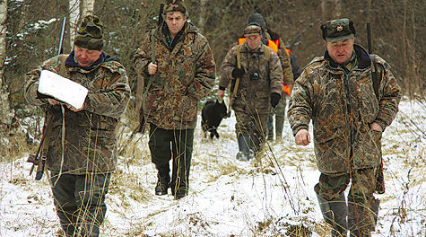 Сроки открытия осенней охоты-2017